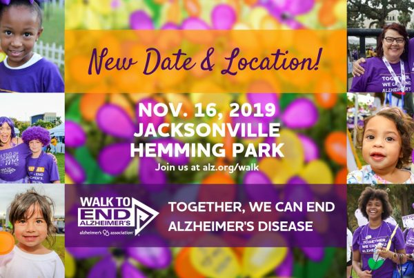 Walk to End Alzheimer's Jacksonville, Florida